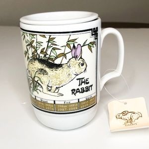 Other - Year of the Rabbit Chinese Zodiac Mug